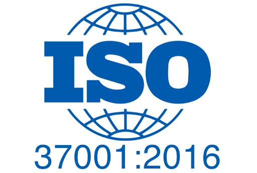 ISO 37001:2016 Συστήματα Διαχείρισης κατά της Δωροδοκίας